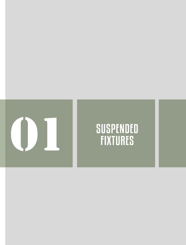 Suspended Fixtures