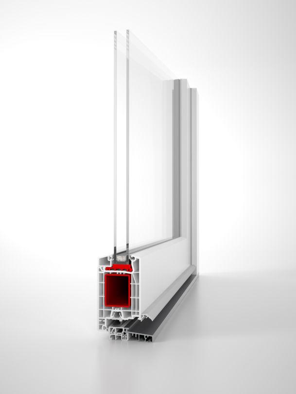70mm Front Door System