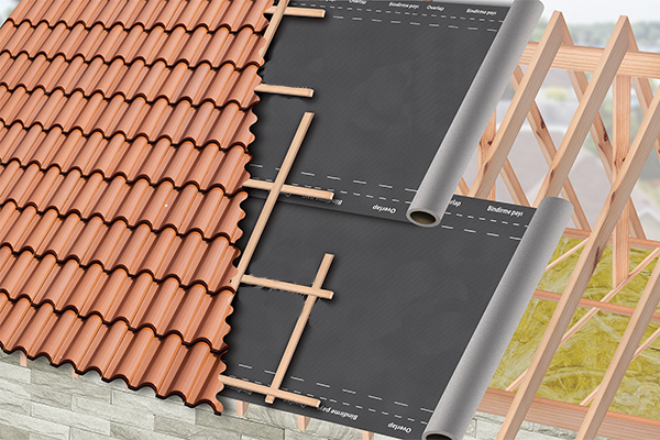 Breather Roofing Membranes