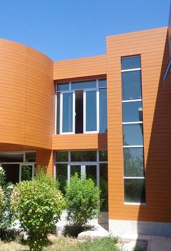 Exterior HPL Panels